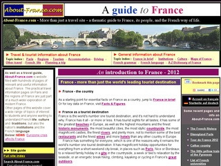 About-France.com guide