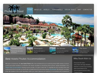 Best Hotels and Resorts in Phuket