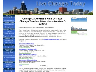 Chicago Tourism Attractions
