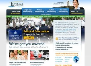 oncallinternational.com Emergency Medical and Travel Assistance