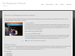 The Backpacker Network Australia