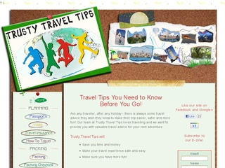 Trusty Travel Tips