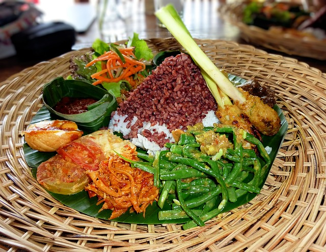 Top ingredients of the Indonesian cuisine