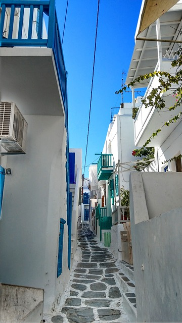 How To Enjoy Twenty-four-hours In Mykonos
