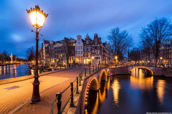 Romantic things to do in the evening in Amsterdam
