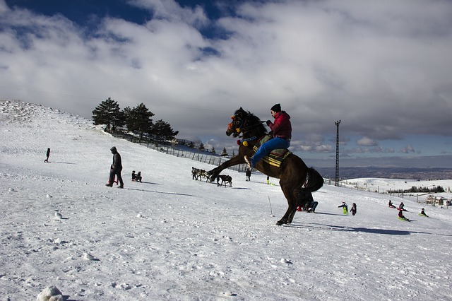 Top 2021 Winter Sports Holiday Destinations For Active Adults
