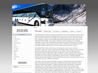 Charter Bus Rental Tour Bus Group Travel