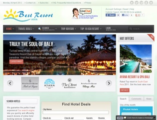 travel sites asia