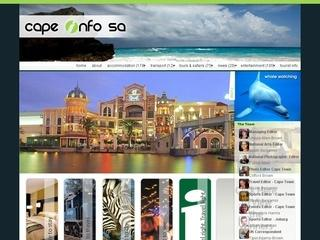 Cape Town Info South Africa