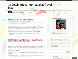 Celebrations International Travel Blog