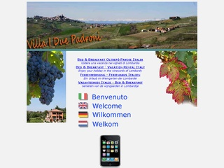 Bed and Breakfast I Due Padroni Italy
