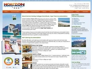 Affordable Cape Town holiday accommodation