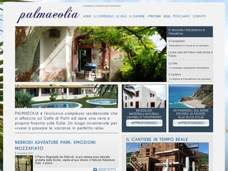 PalmaEolia.it: your Home in Sicily