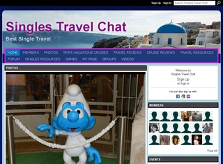 Singles Travel Chat