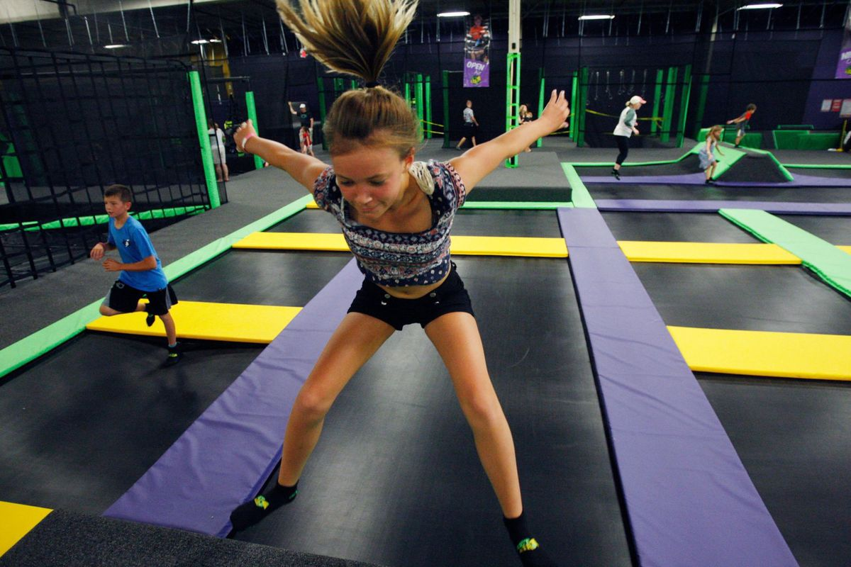 Why the Adrenalin trampoline centers so popular?