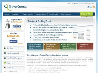 Travel and Hospitality Technology – TravelCarma.com