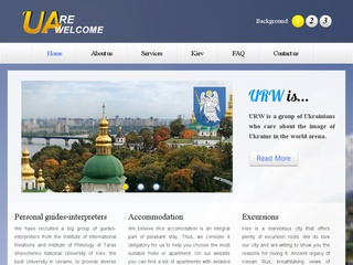 UAre welcome: Assistance for foreigners in Kiev
