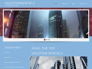 Vacation Rentals Center
